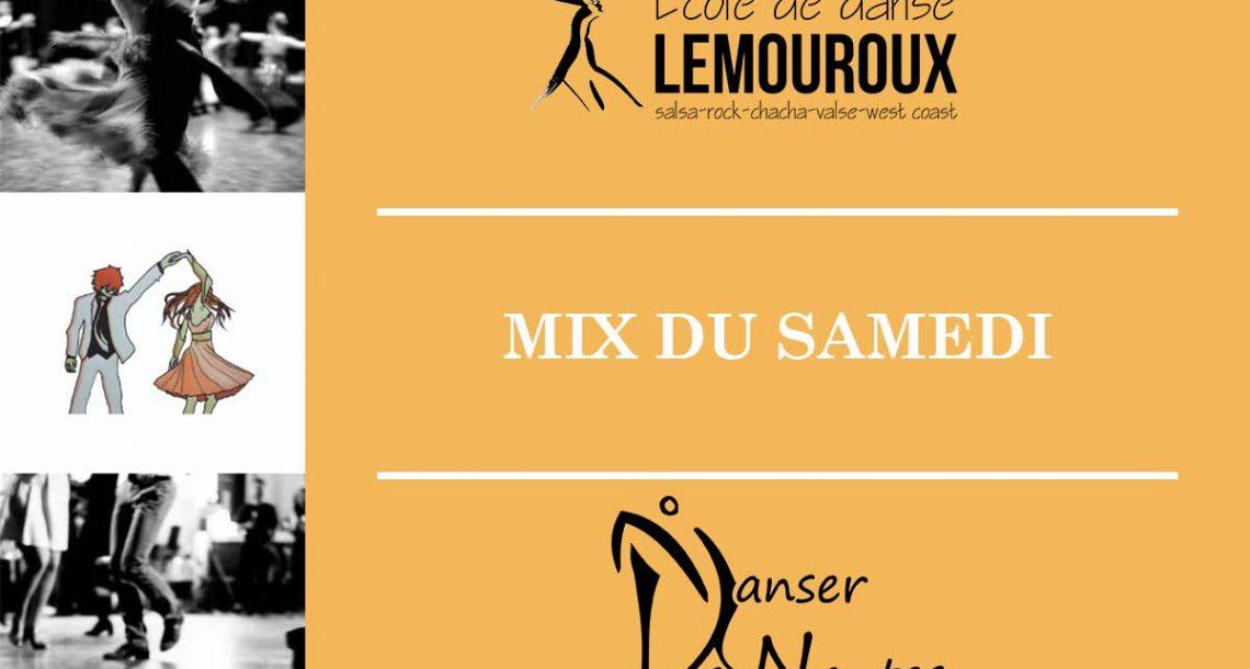 CORONAVIRUS : Soirée ANNULEE – Mix du samedi 04-04-2020