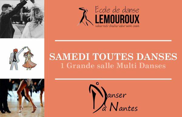 Samedi Toutes Danses 21-09-2019