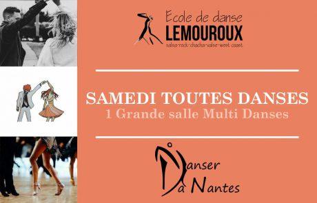 Samedi Toutes Danses 21-12-2019