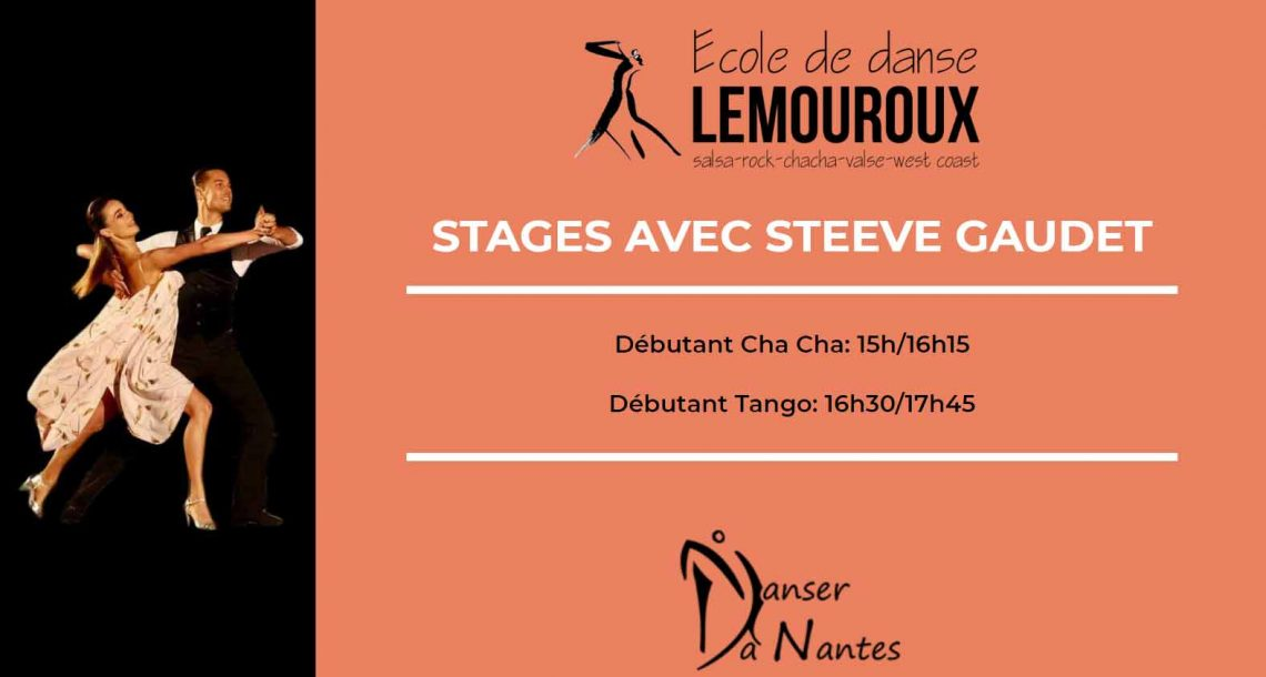 STAGES Steeve Gaudet