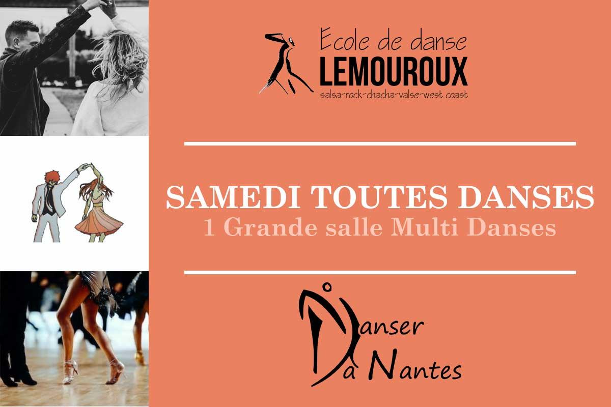 Samedi Toutes Danses 19-10-2019